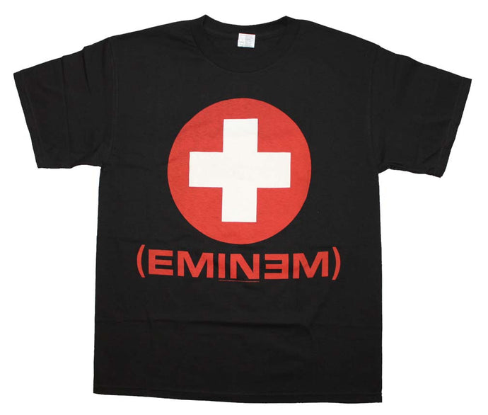 Eminem Recovery Black Mens T Shirt