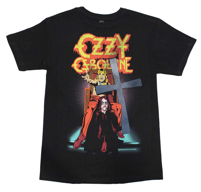 Ozzy Osbourne Speak of the Devil Mens T Shirt