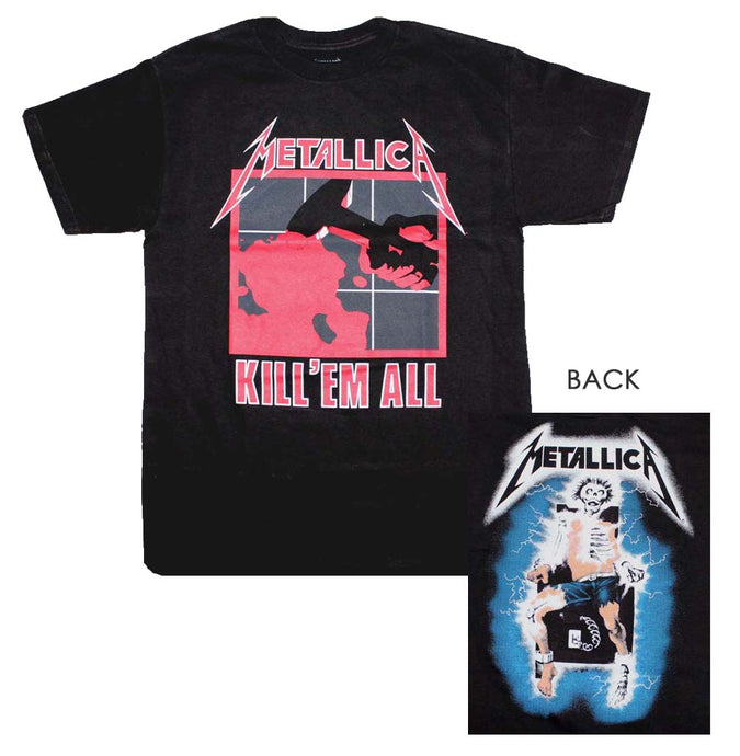 Metallica Kill Em All Mens T Shirt