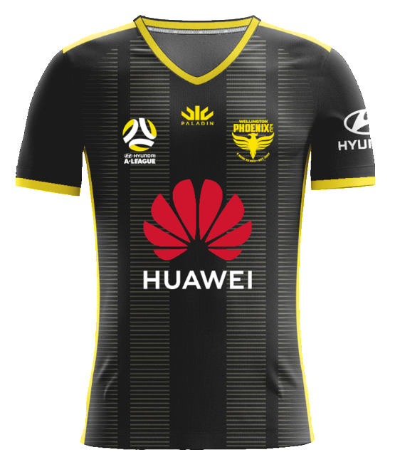 Wellington Phoenix Womens A-League Replica Away Jersey