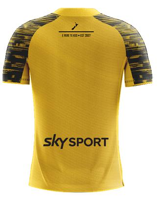 Wellington Phoenix Senior Players Replica Training Jersey