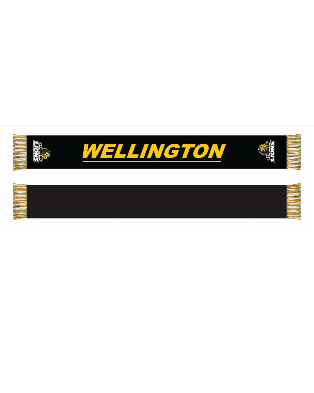 Wellington Lions Supporters Scarf 2020