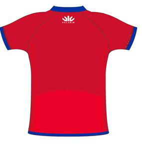 CHB - Reversible PE Top (red)
