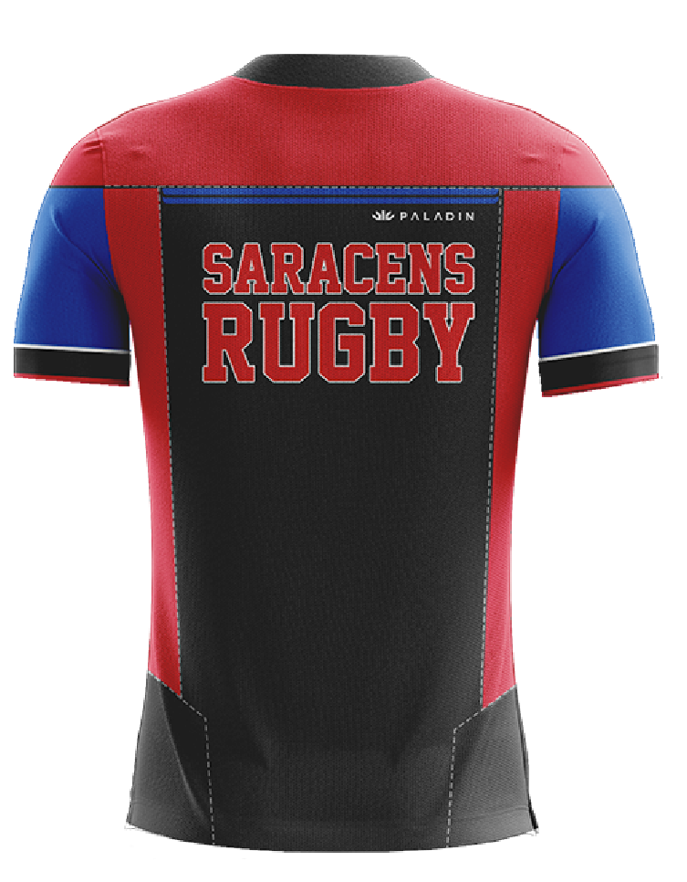 Saracens Rugby Football Club Training Tee - ADULTS