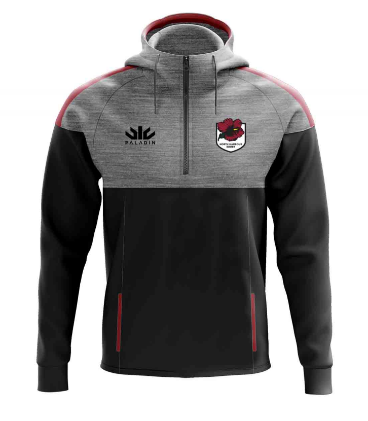 North Harbour Mitre 10 Cup Hoody 2020