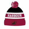 North Harbour Retro Beanie