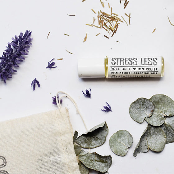 "Roll on Tension Relief (formerly ""Stress Less"")"