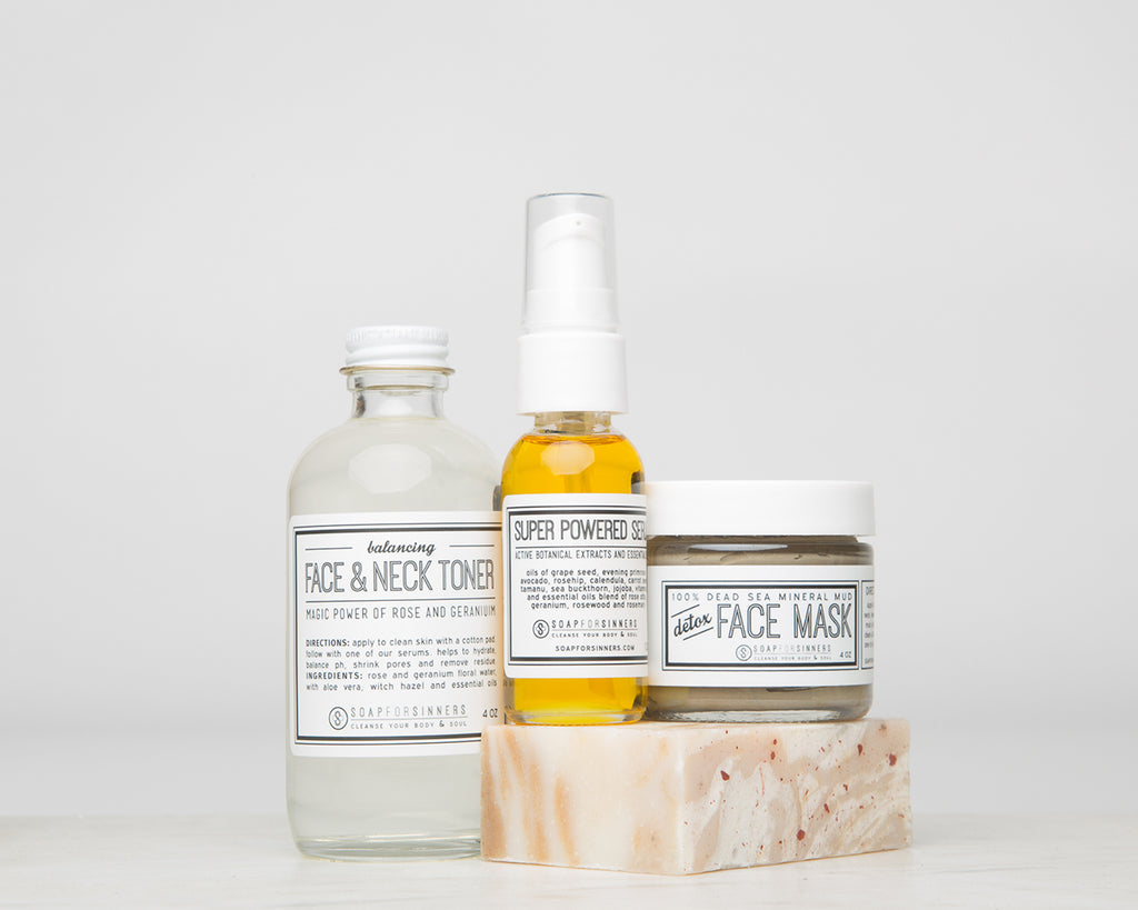 Luxe Skincare Set