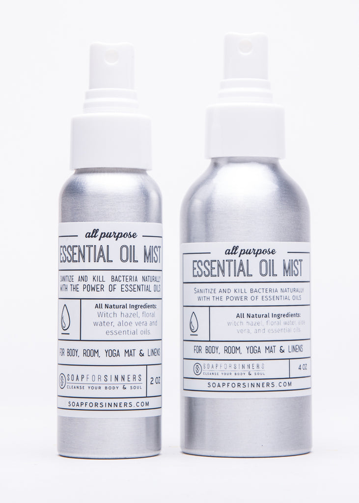Essential Oil Mist