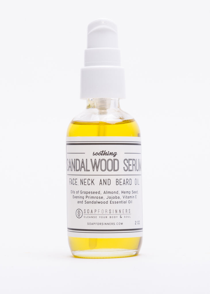 Sandalwood Serum - Imperfects