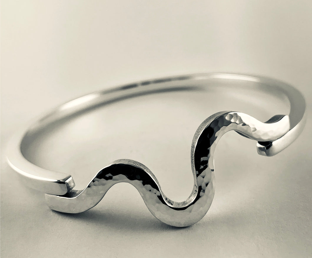 Forged Bangle