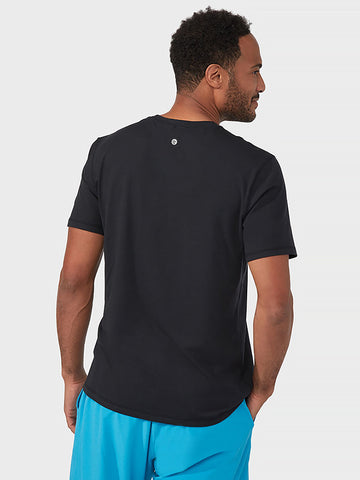 Manduka Refined Tee - Black
