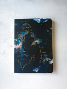Nikki Strange A5 Elements Notebook - Water