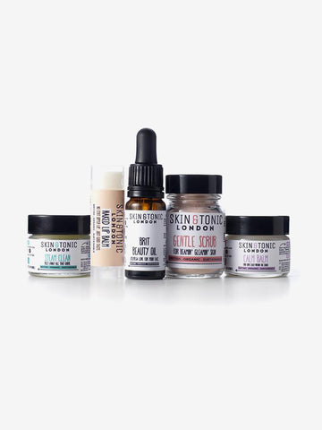 Skin & Tonic Travel Gift Set