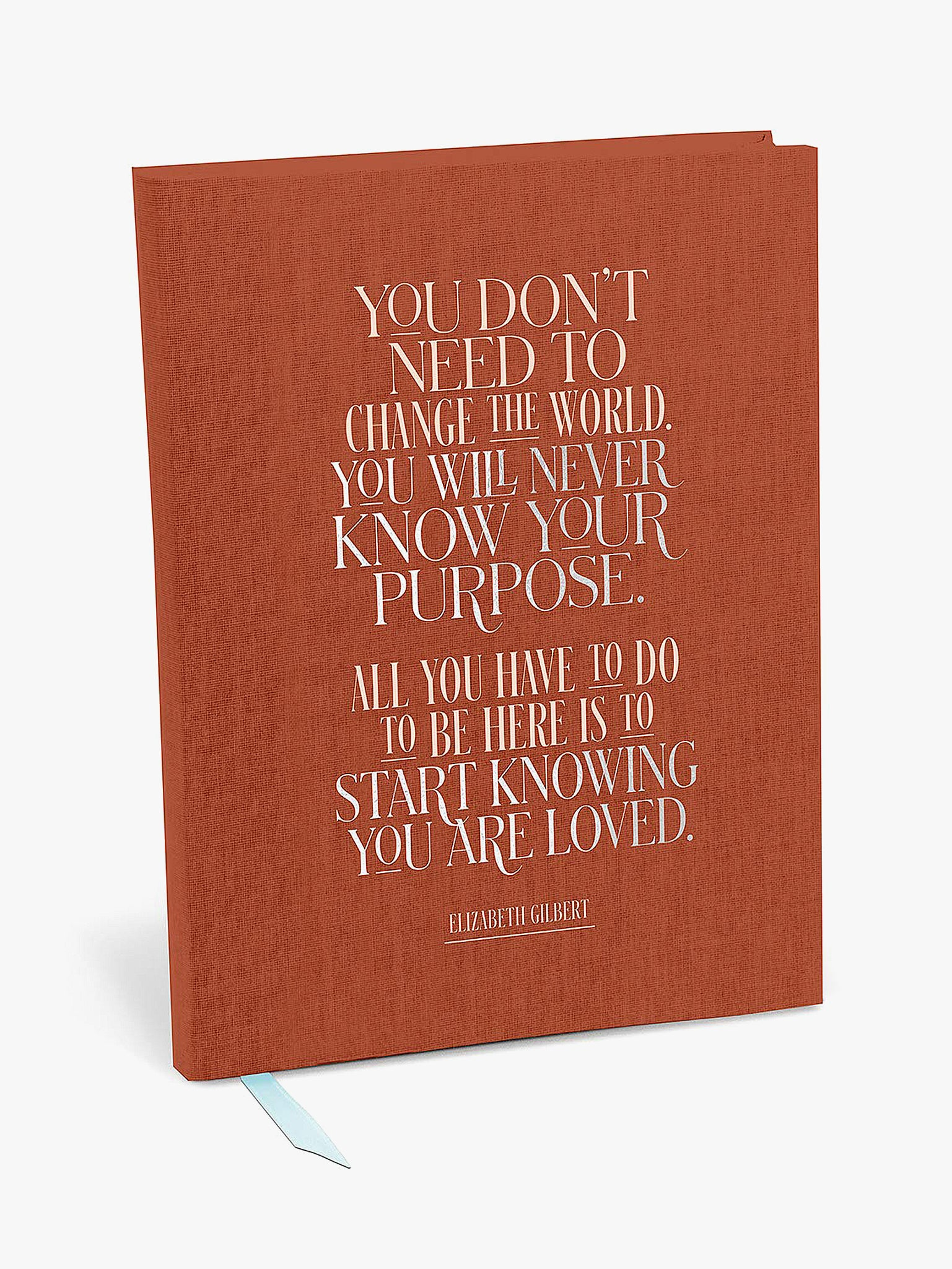 Elizabeth Gilbert You Are Loved Journal