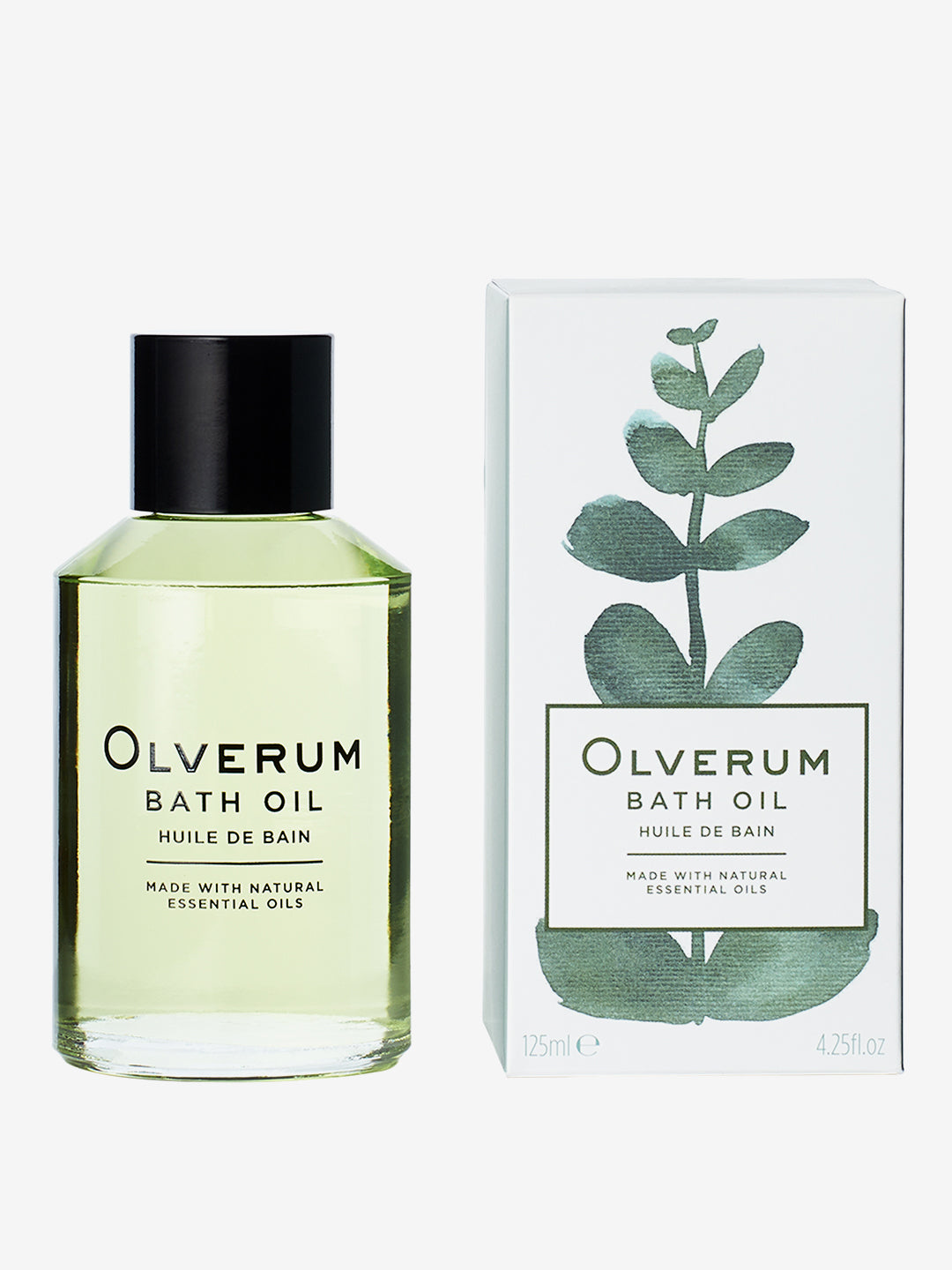 Olverum Bath Oil - 125ml
