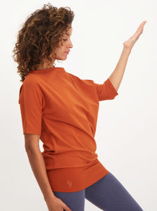 Urban Goddess Bhav Tunic - Rust