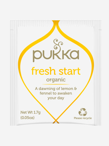 Pukka Fresh Start Organic Tea