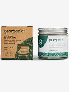 Georganics Spearmint Toothpaste - 60ml