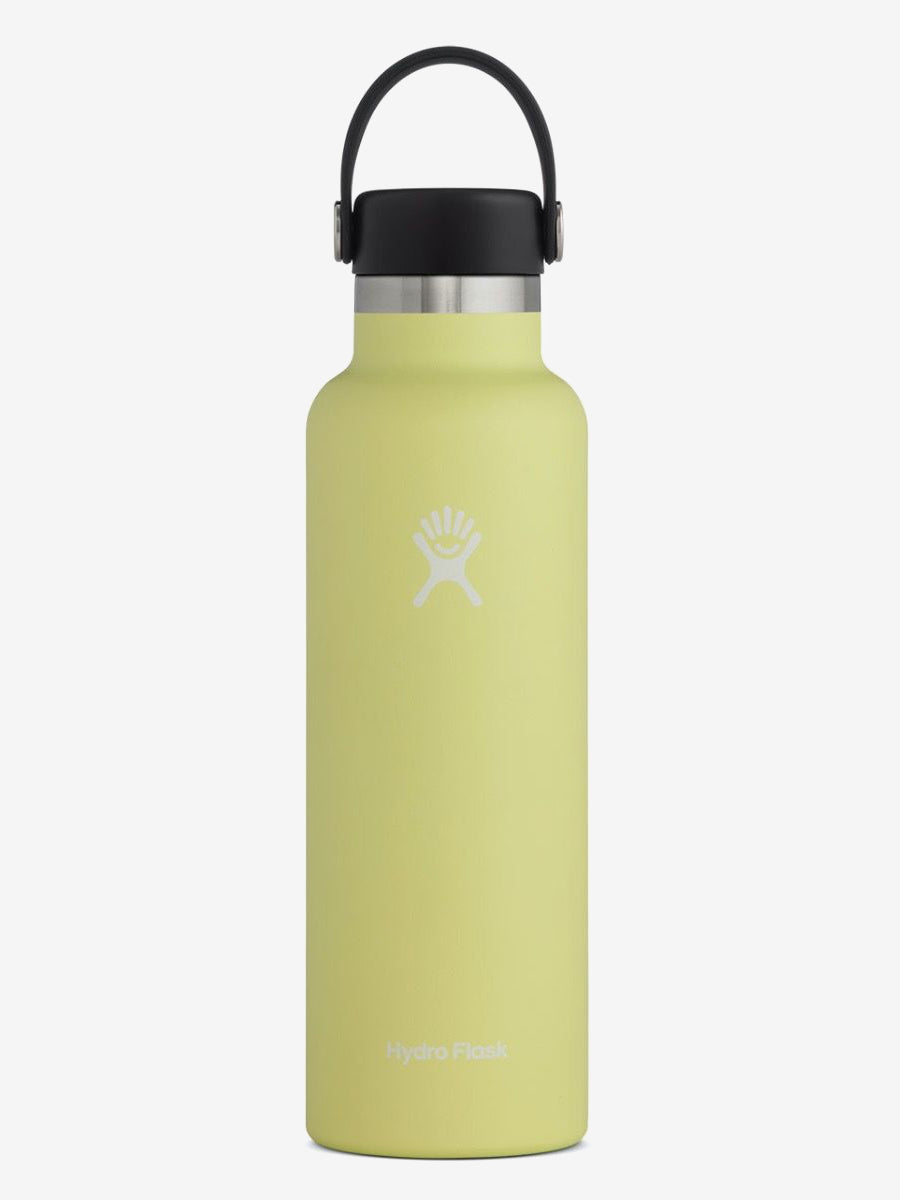Hydro Flask 620ml Standard Mouth with Flex Cap - Pineapple