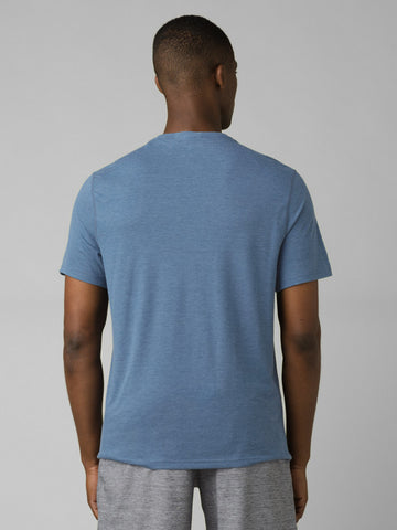 PrAna Prospect Heights Short Sleeve - Admiral Blue