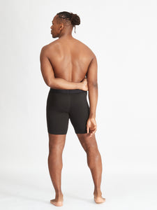 Yogamatters Eco Base Layer Yoga Shorts - Black