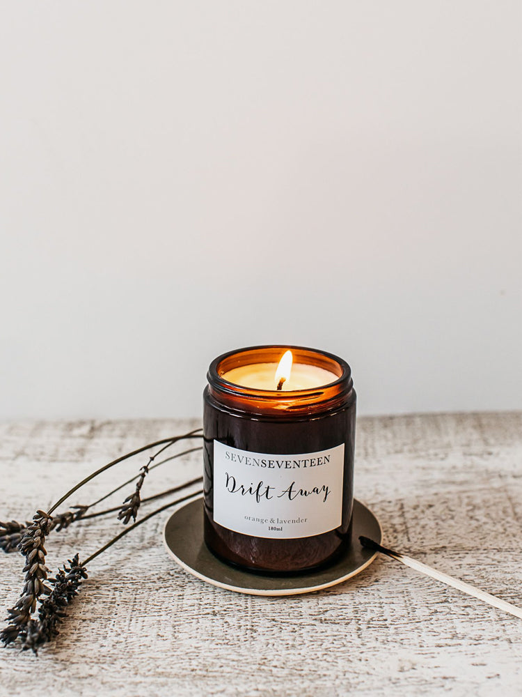 SevenSeventeen Jar Candle 180ml - Drift Away