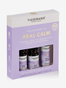Tisserand Real Calm Discovery Kit