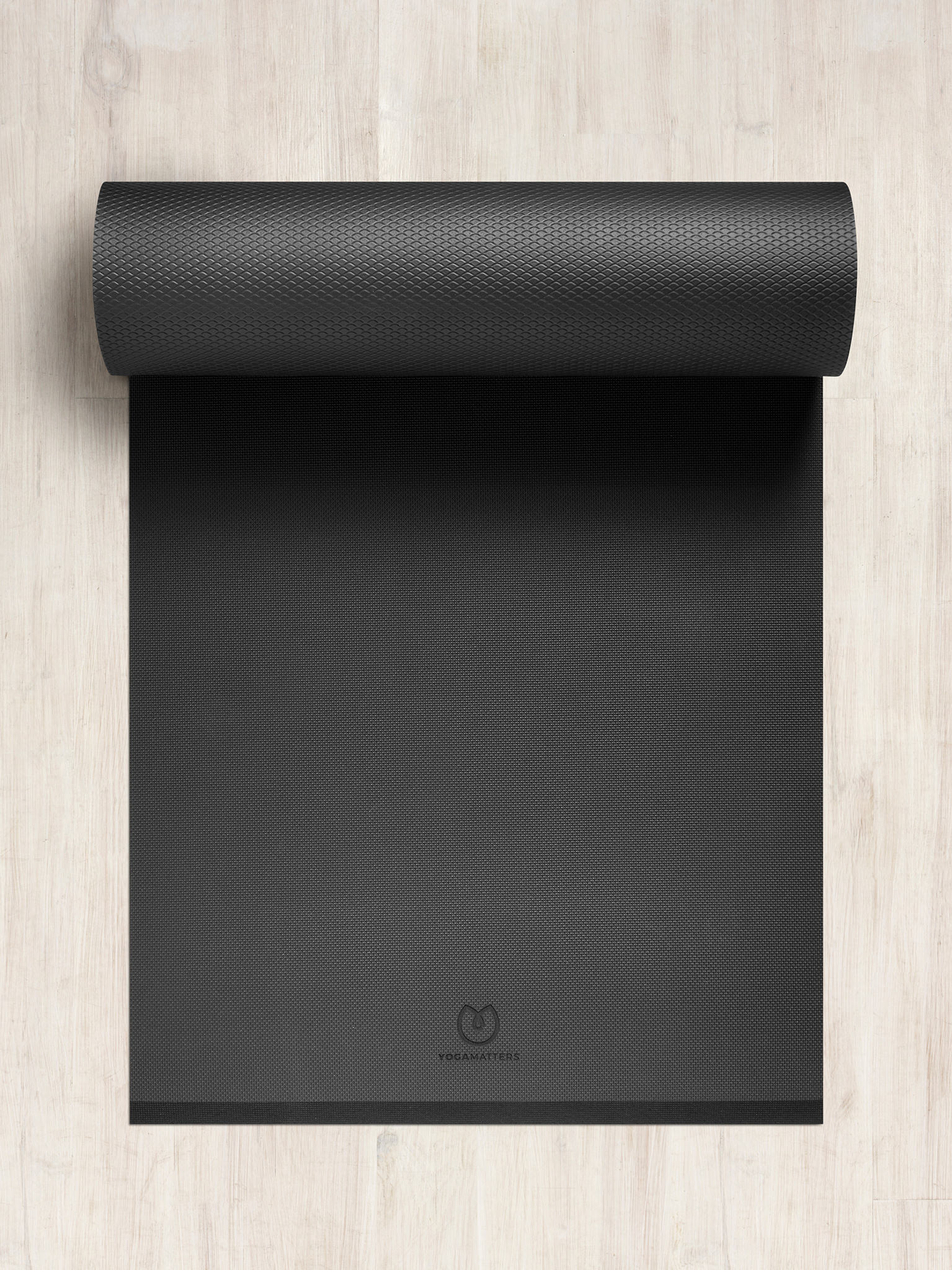 Yogamatters Ultra Exercise Mat - Black