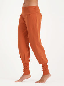 Urban Goddess Dakini Yoga Pants - Rust