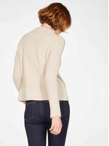 Thought Imogen Jumper - Vanilla Cream
