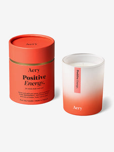 Aery Aromatherapy Candle - Positive Energy