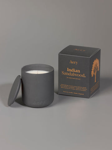 Aery Fernweh Collection Candle - Indian Sandalwood