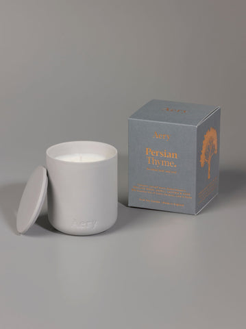 Aery Fernweh Collection Candle - Persian Thyme