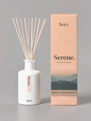 Aery Mindful Reed Diffuser - Serene