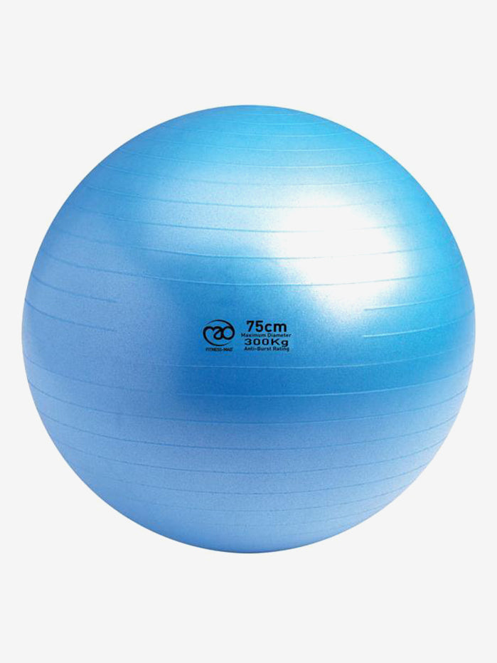 Yoga-Mad Anti-Burst Swiss Ball - 75cm