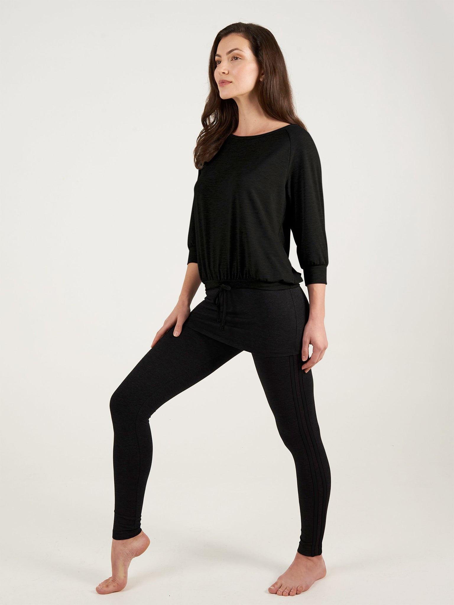 Asquith Smooth You Leggings - Black