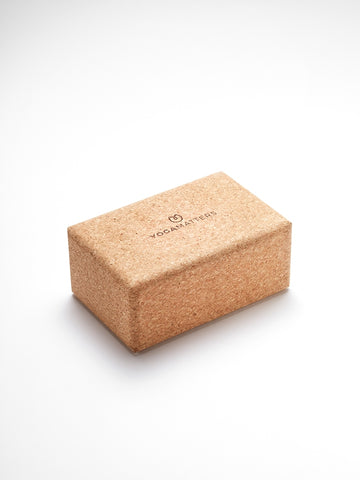 Yogamatters Large Cork Brick