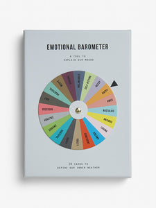 The School of Life Emotional Barometer Cards