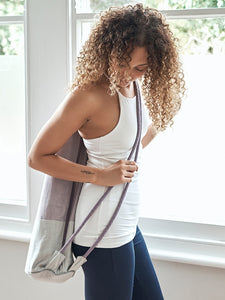 Yogamatters Organic Cotton Surya Yoga Mat Bag