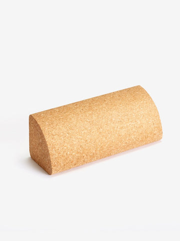 Yogamatters Quarter Round Cork Brick - Box of 6