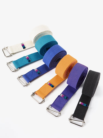 Yogamatters Wide Yoga Belt - Pack of 20