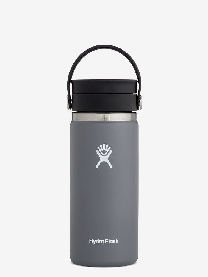 Hydro Flask 475ml Wide Mouth w/Flex Sip Lid - Stone
