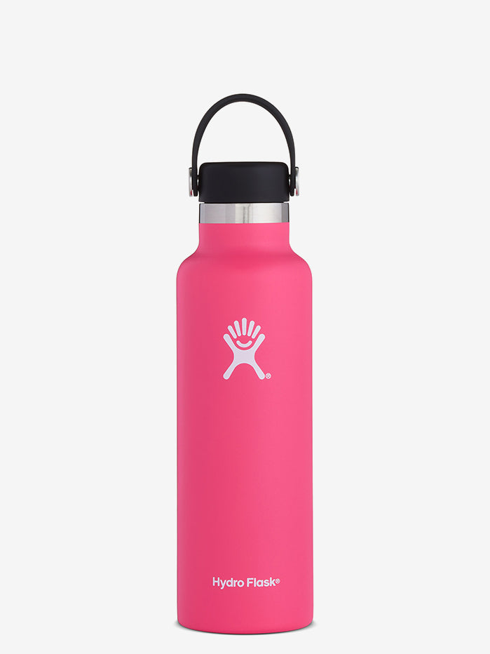 Hydro Flask 620ml Standard Mouth with Flex Cap  - Watermelon