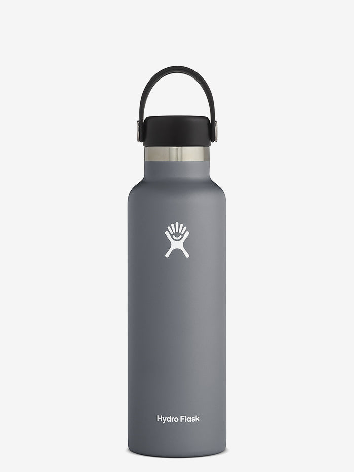 Hydro Flask 620ml Standard Mouth with Flex Cap - Stone