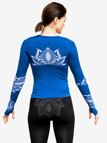 Frost London Chakra Top - Indigo