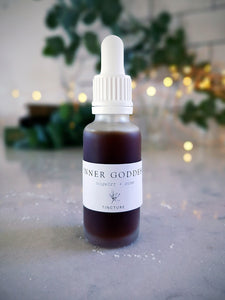 Forage Botanicals Inner Goddess Drops