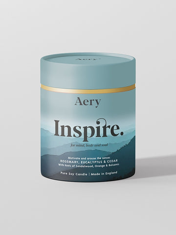 Aery Mindful Collection Candle - Inspire
