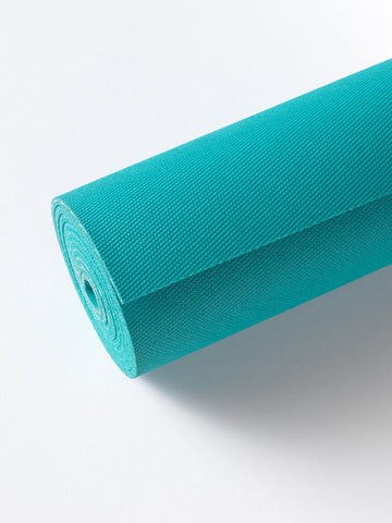 Jade Yoga Limited Edition Harmony Mat Teal