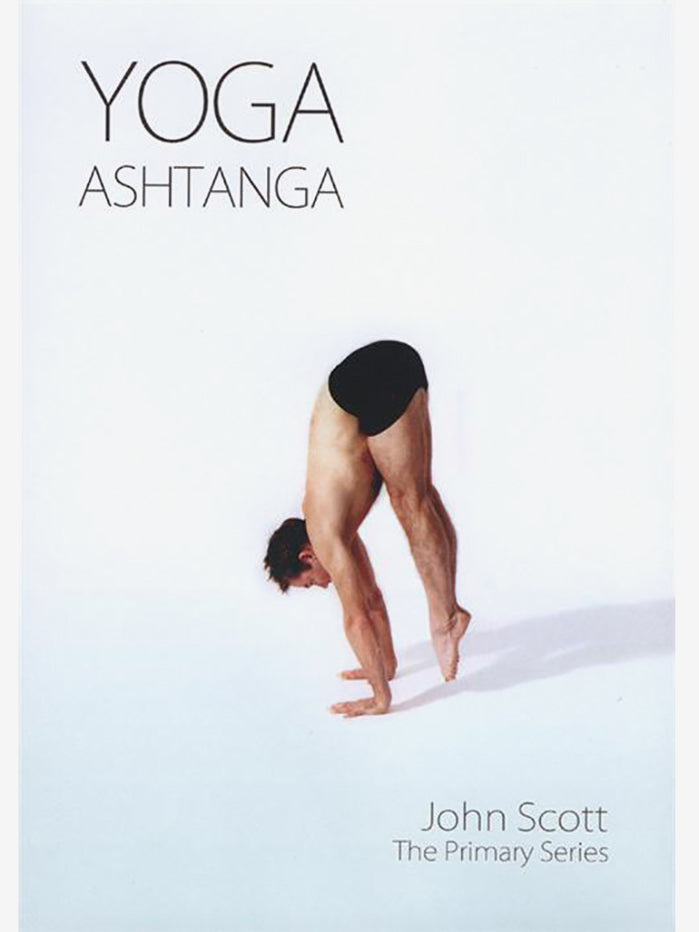Yoga Ashtanga with John Scott